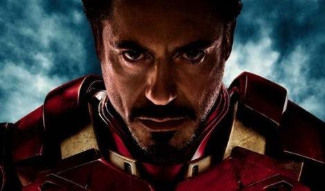 Iron Man Tony Stark Banner
