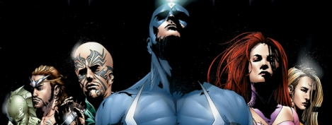 Marvel Inhumans Movie